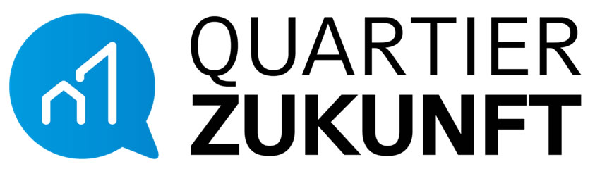 Quartier Zukunft - Das Logo
