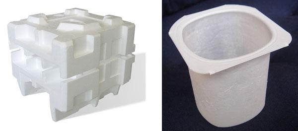 Verpackungsmaterial          Joghurtbecher